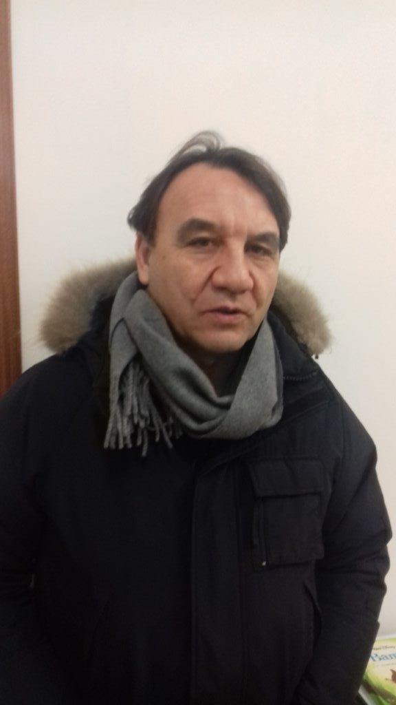 Giorgio Baleani Presidente