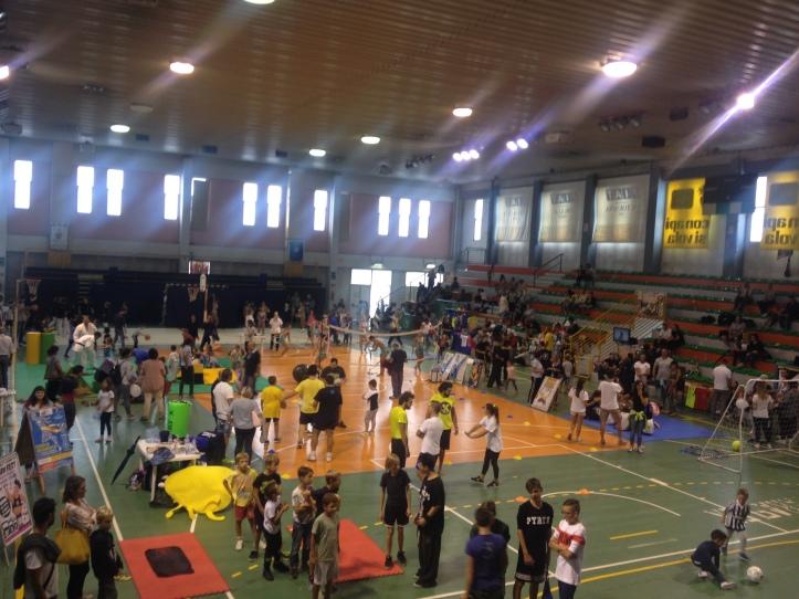 Falconara Sport Day 2017, il PalaBadiali