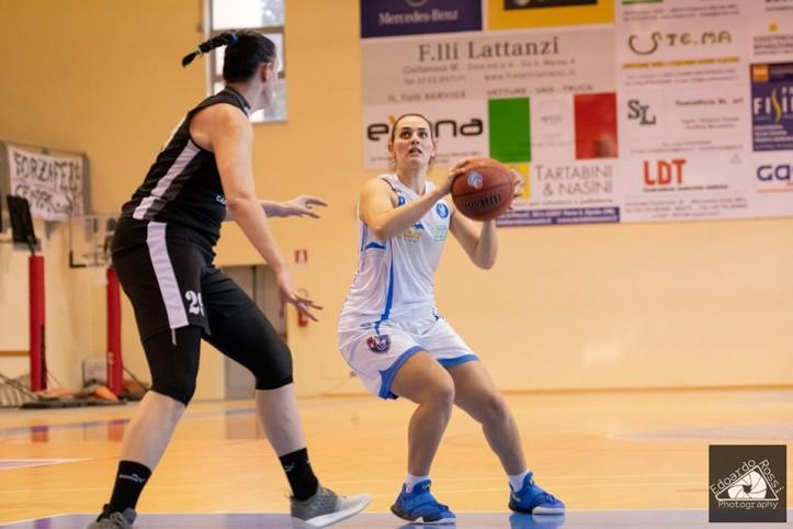 Giorgia Bocola in azione